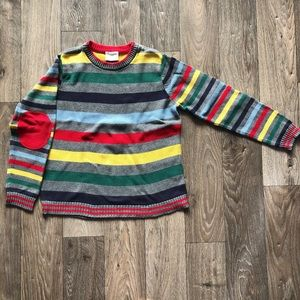 VTG Hanna Andersson Knit Sweater Sz 140